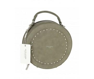 Жіноча сумка David Jones CM3585 GREEN