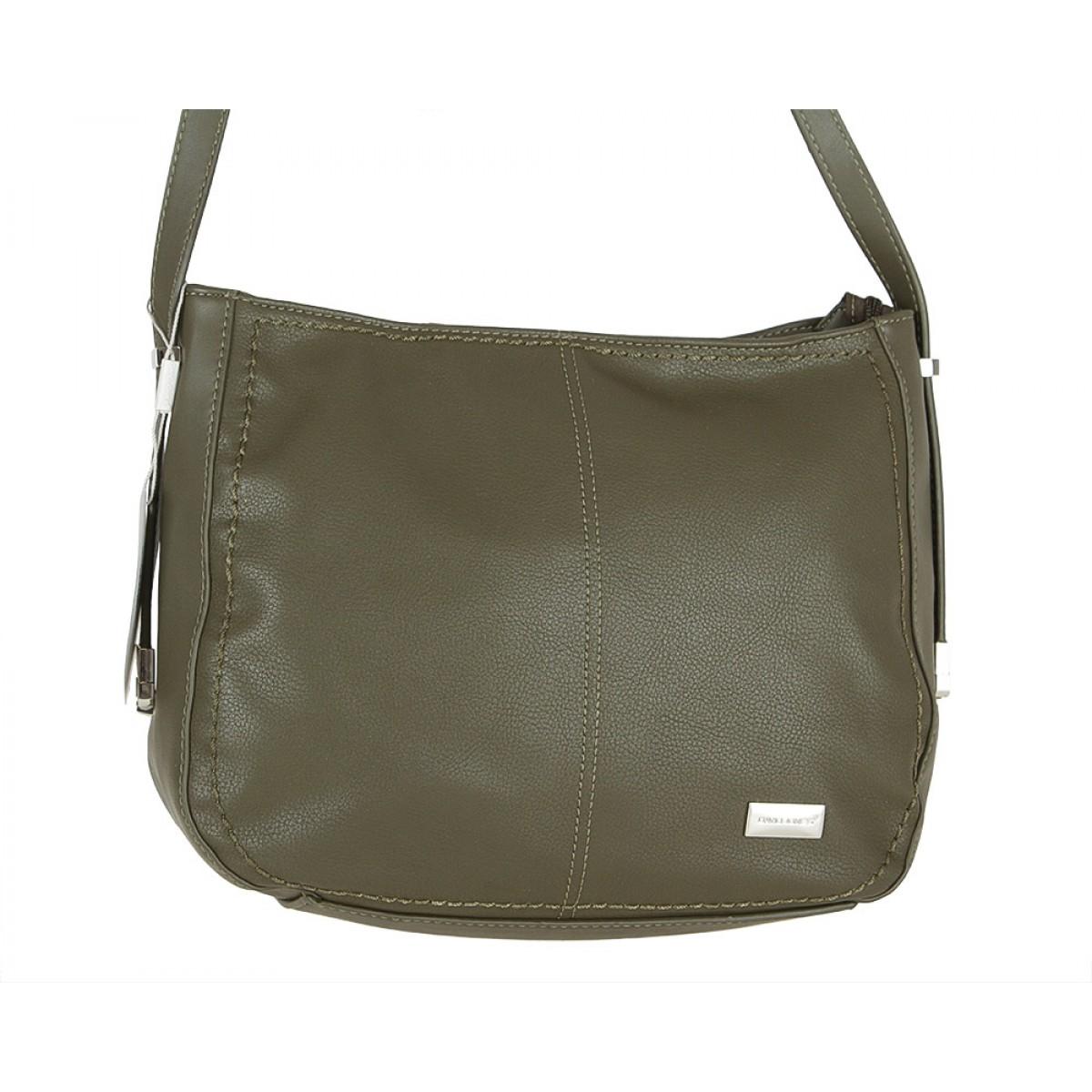 Жіноча сумка David Jones CM3593 KHAKI