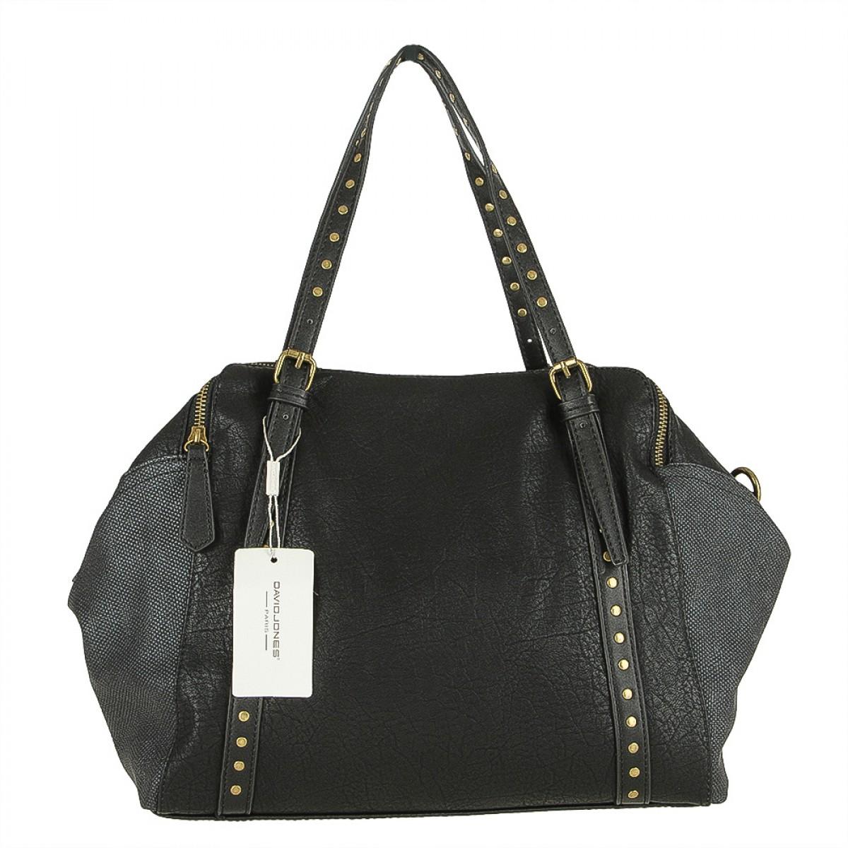 Жіноча сумка David Jones CM3621 BLACK