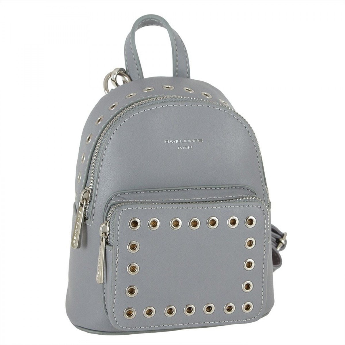 Жіночий рюкзак David Jones CM3717 BLUE JEANS