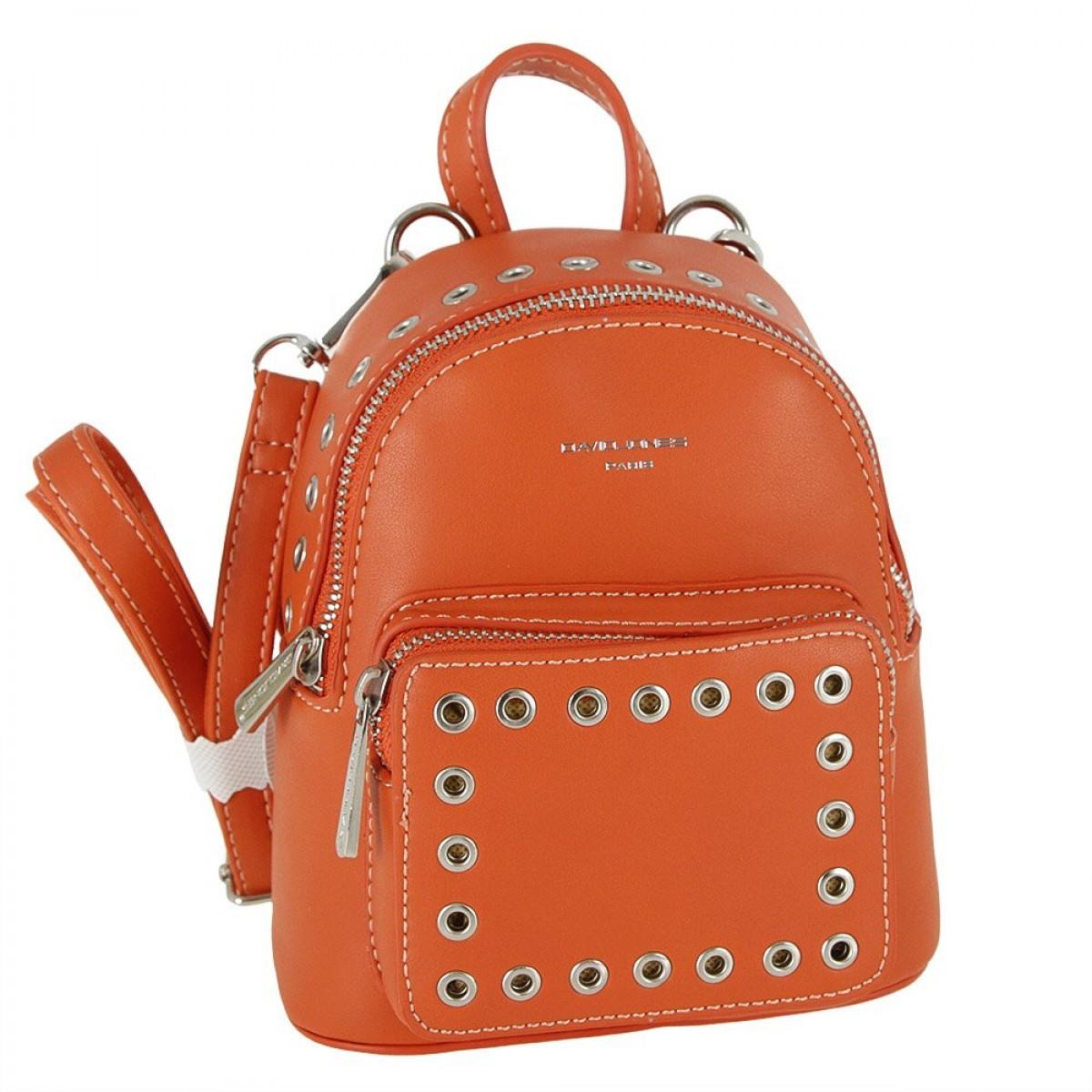 Жіночий рюкзак David Jones CM3717 ORANGE