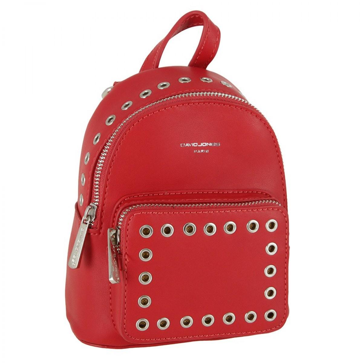 Жіночий рюкзак David Jones CM3717 RED