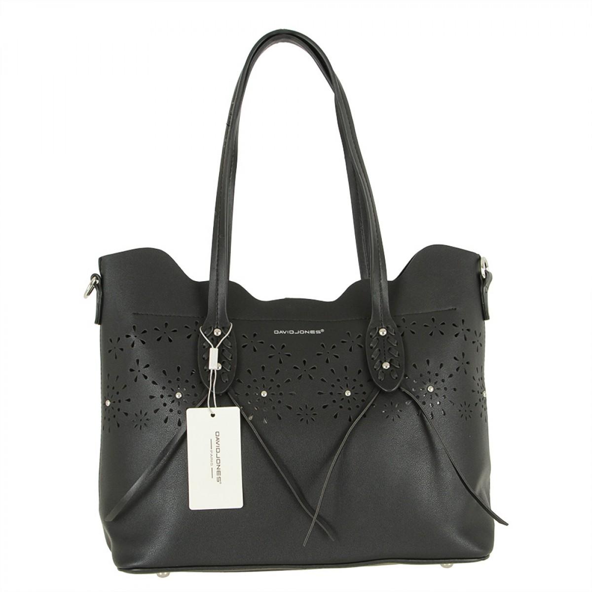 Жіноча сумка David Jones CM3784 BLACK