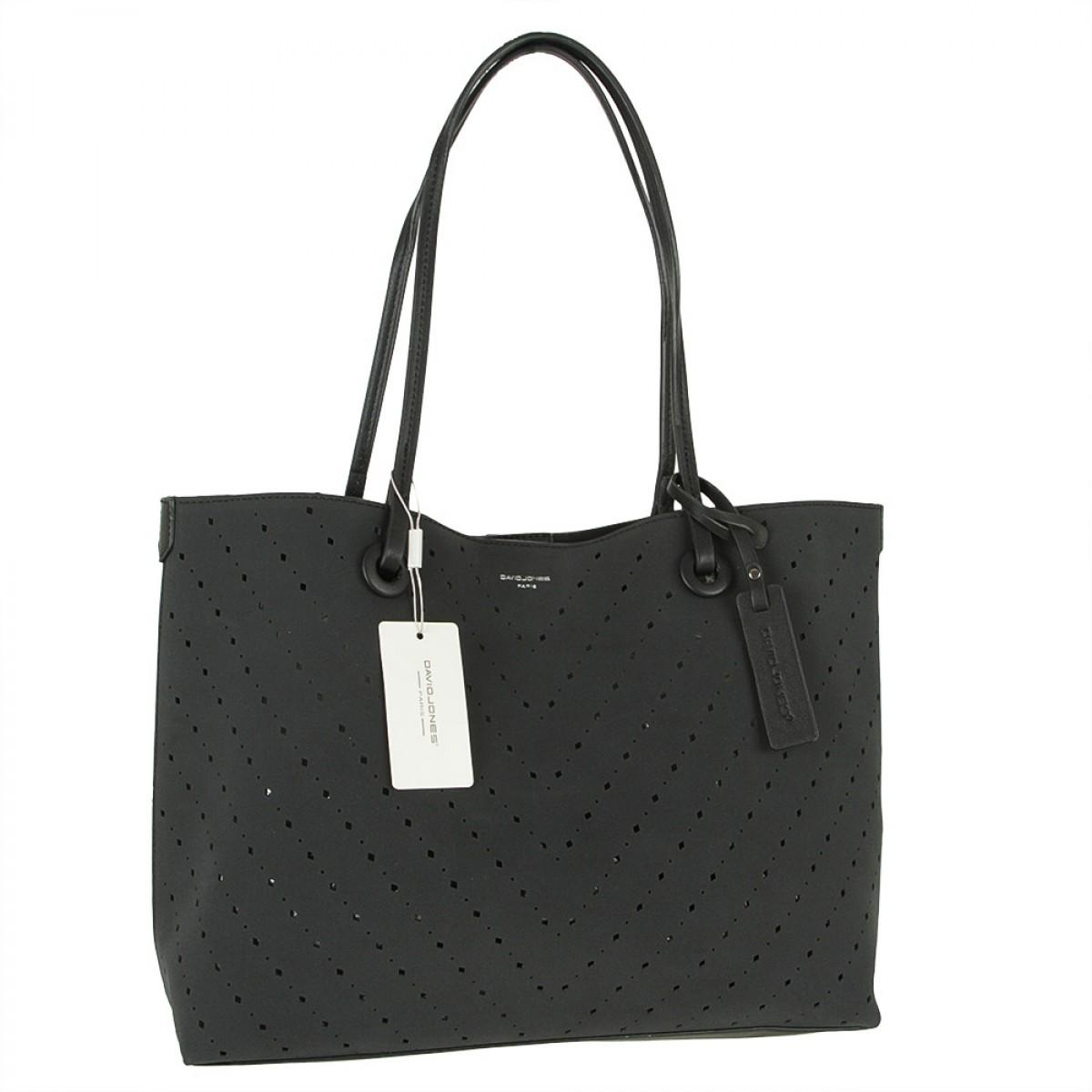 Жіноча сумка David Jones CM3914 BLACK