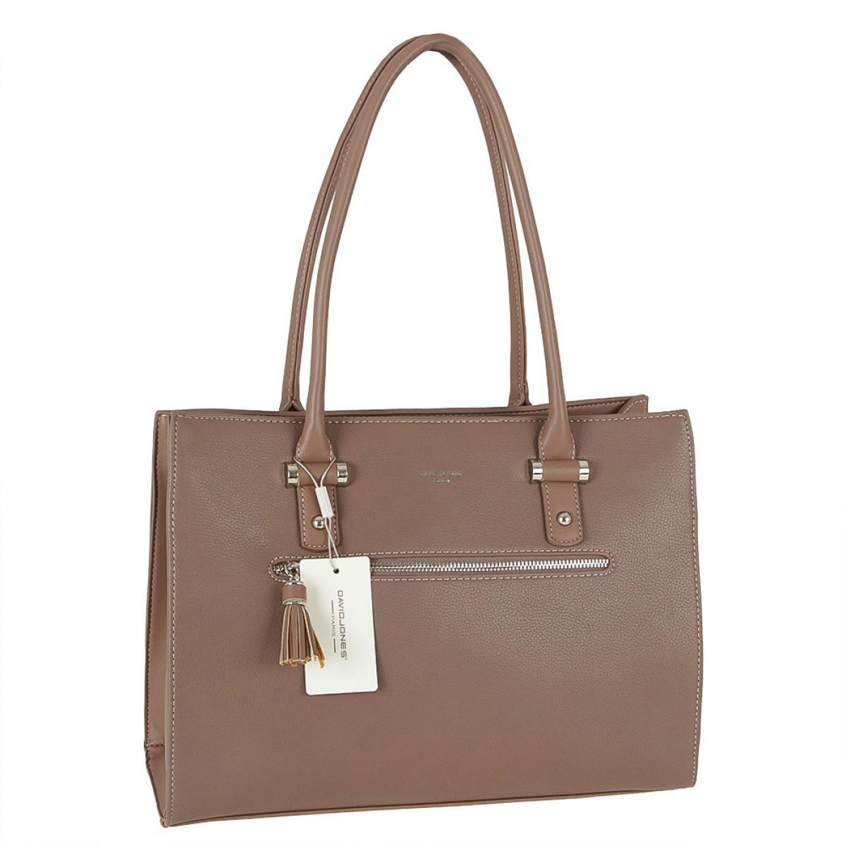 Жіноча сумка David Jones CM3930 D.PINK