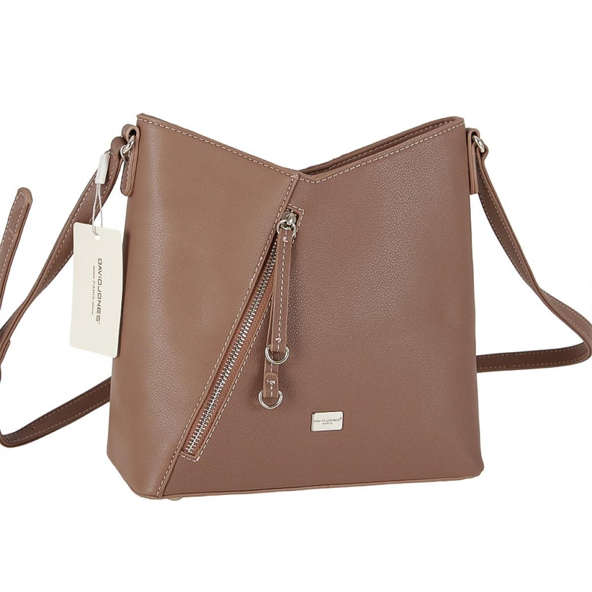 Жіноча сумка David Jones  CM3986 D.PINK