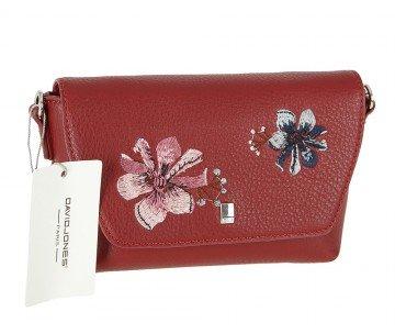 Жіноча сумка David Jones CM4066 RED