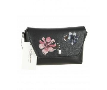 Жіноча сумка David Jones CM4066 BLACK