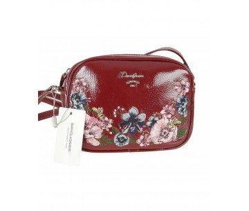 Жіноча сумка David Jones CM4081 RED