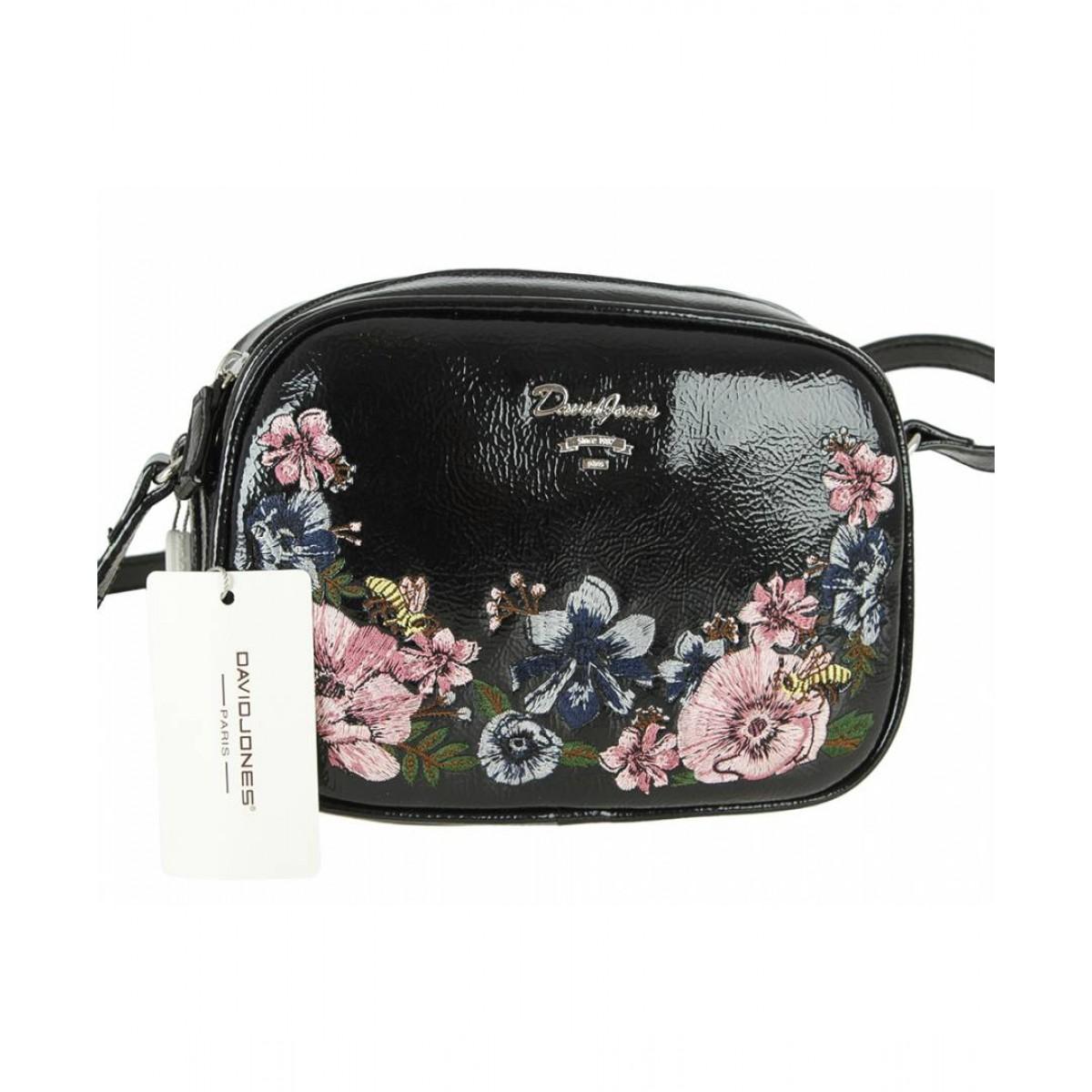 Жіноча сумка David Jones CM4081 BLACK