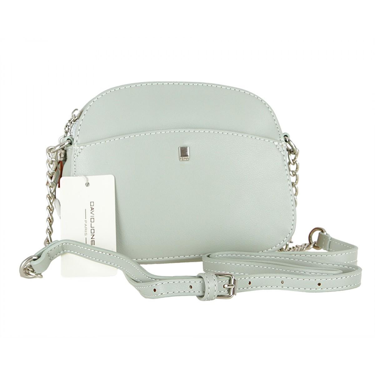 Жіноча сумка David Jones CM5018 APPLE GREEN