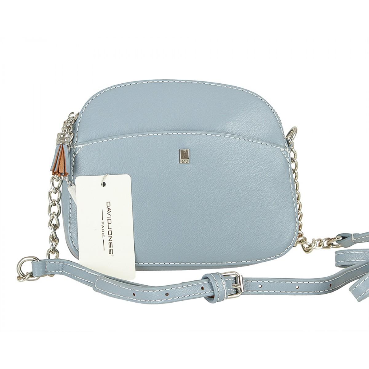 Жіноча сумка David Jones CM5018 L.BLUE