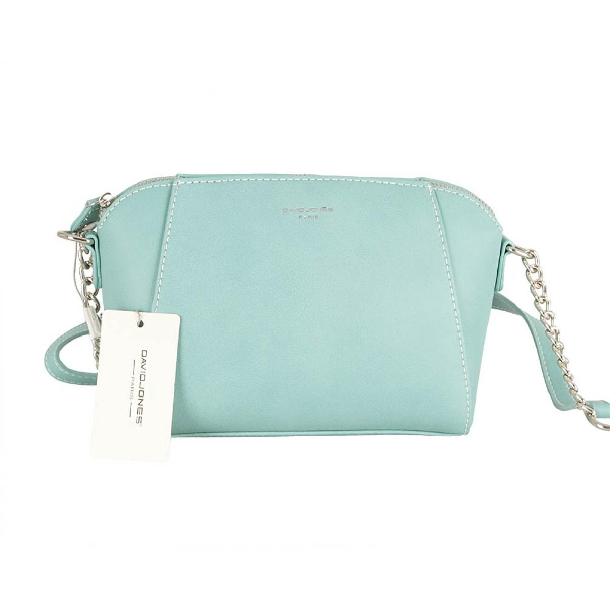 Жіноча сумка David Jones CM5024 APPLE GREEN