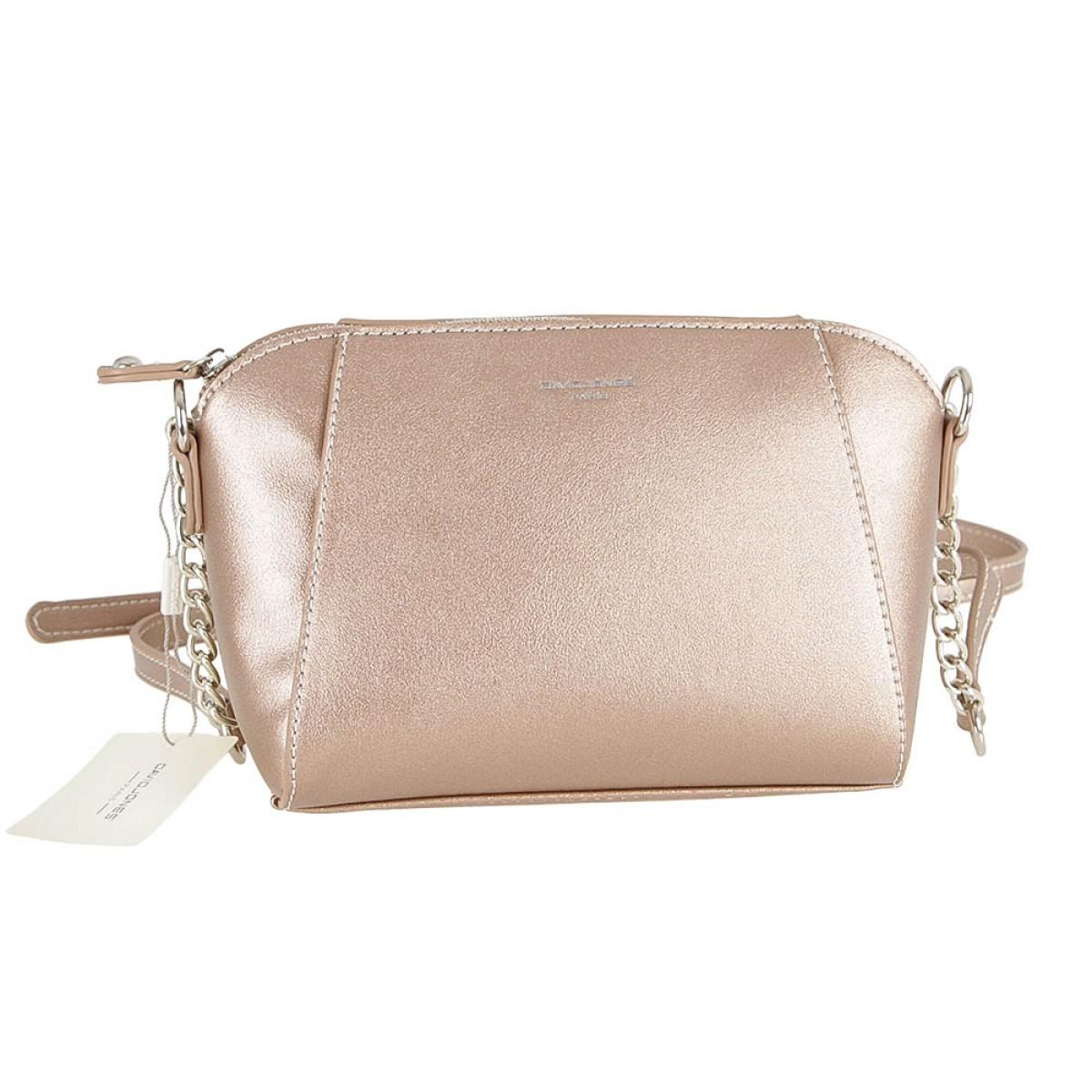 Жіноча сумка David Jones CM5024 GOLD