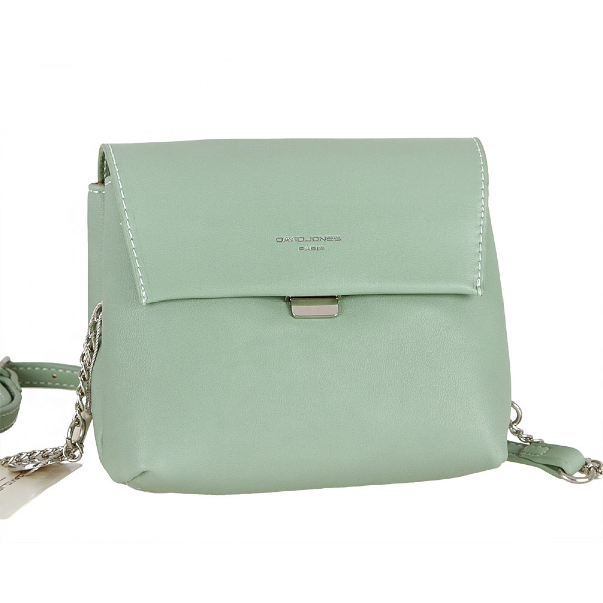 Жіноча сумка David Jones CM5027 APPLE GREEN