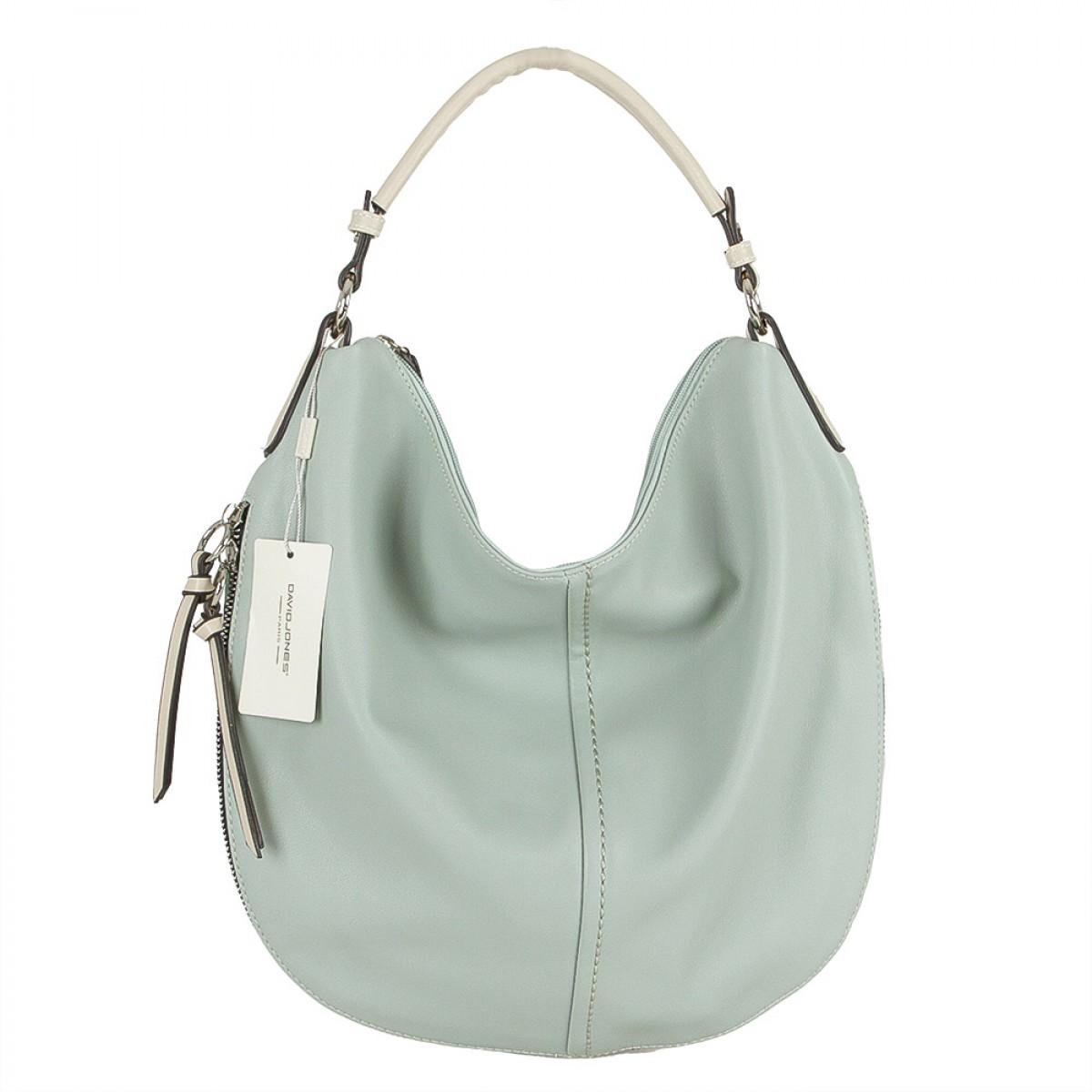 Жіноча сумка David Jones CM5028 APPLE GREEN