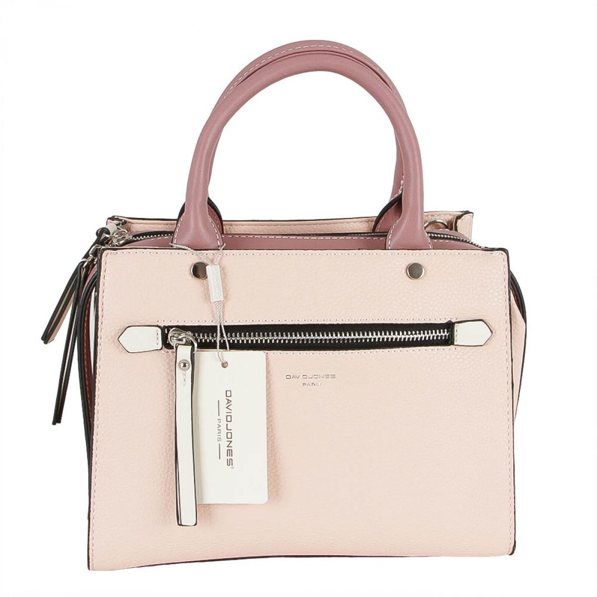 Жіноча сумка David Jones CM5036A PINK
