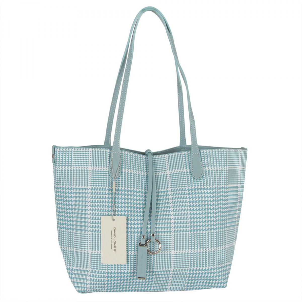 Жіноча сумка David Jones CM5043 L.BLUE