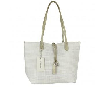 Жіноча сумка David Jones CM5043 L.GOLD