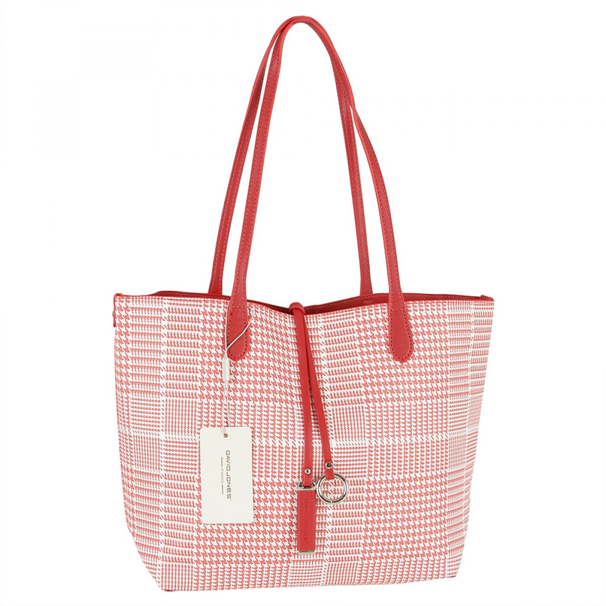 Жіноча сумка David Jones CM5043 RED