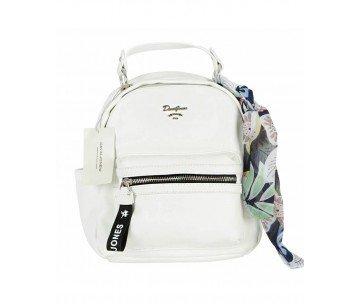 Жіночий міський рюкзак David Jones CM5048A WHITE