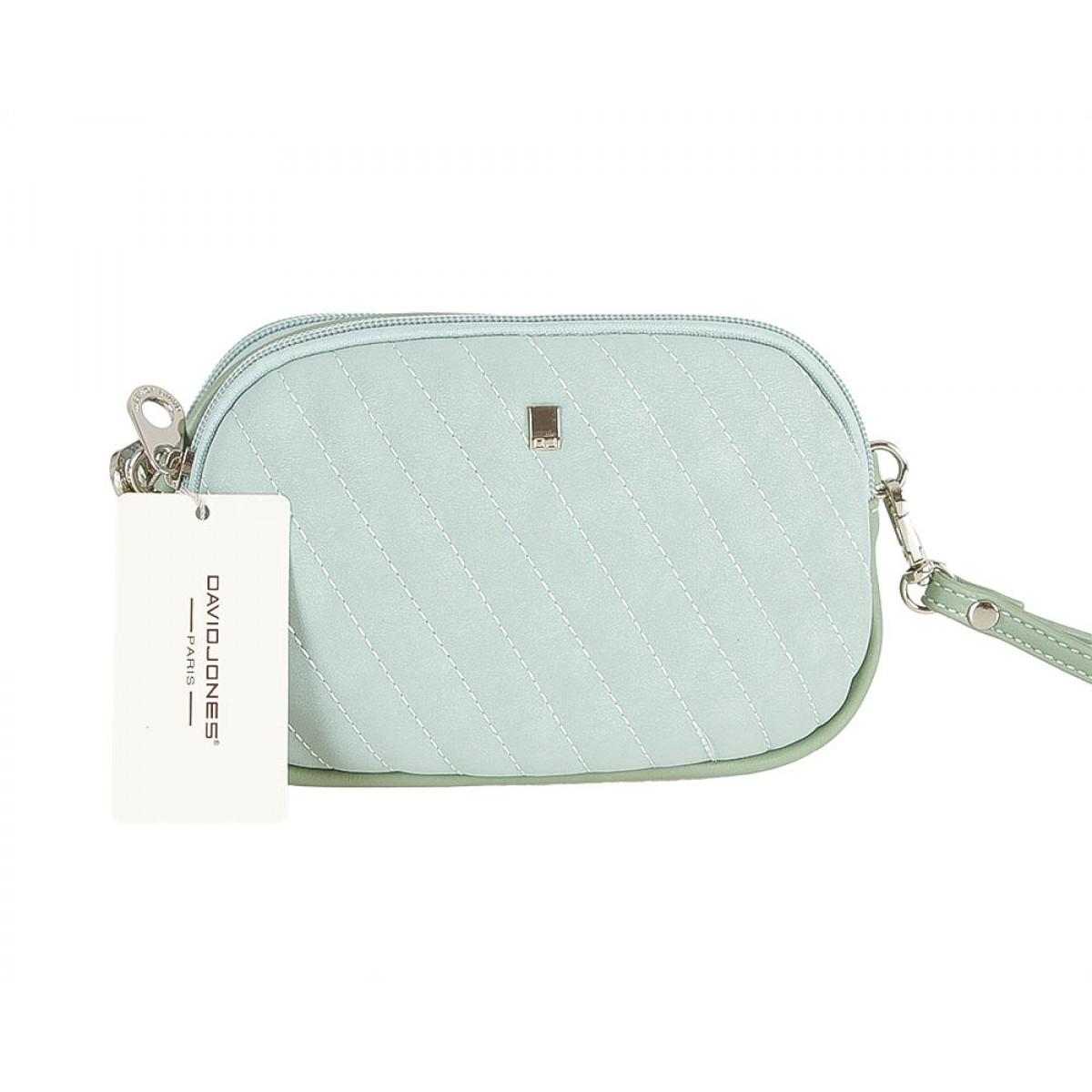 Жіноча сумка David Jones CM5068A PALE GREEN