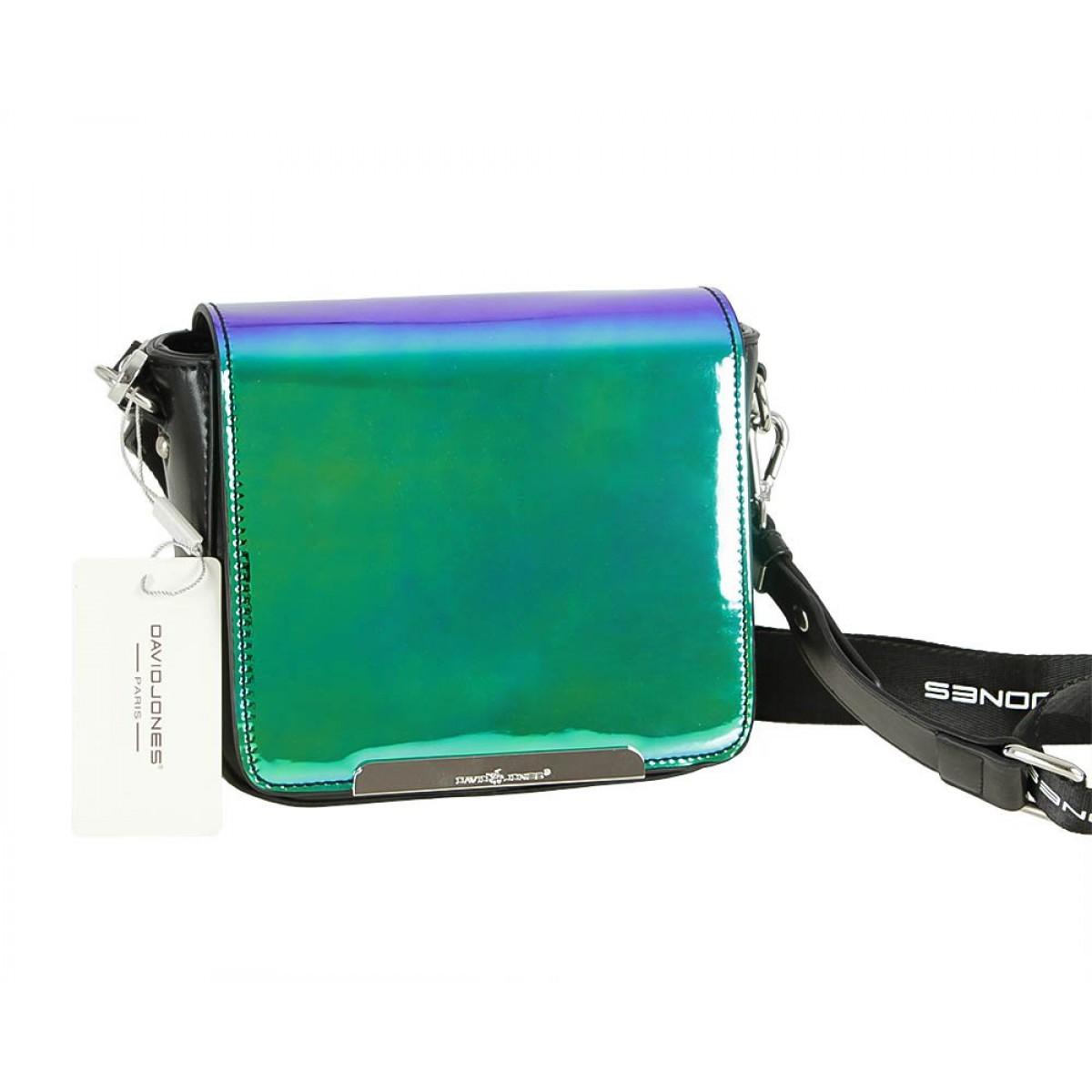 Жіноча сумка David Jones CM5078 BLACK