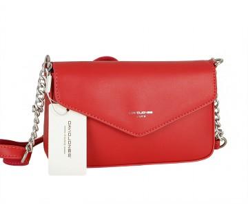 Жіноча сумка David Jones CM5088 RED
