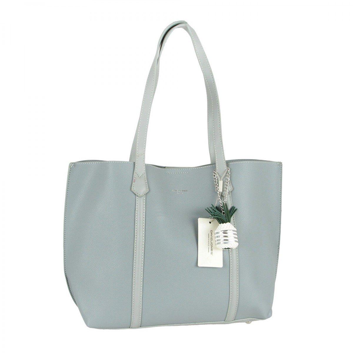 Жіноча сумка David Jones CM5090 L.BLUE