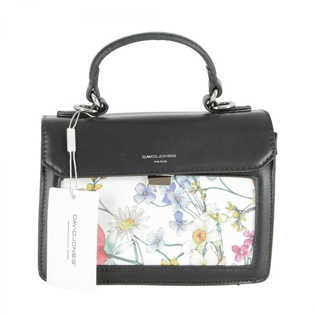 Жіноча сумка David Jones CM5110 BLACK