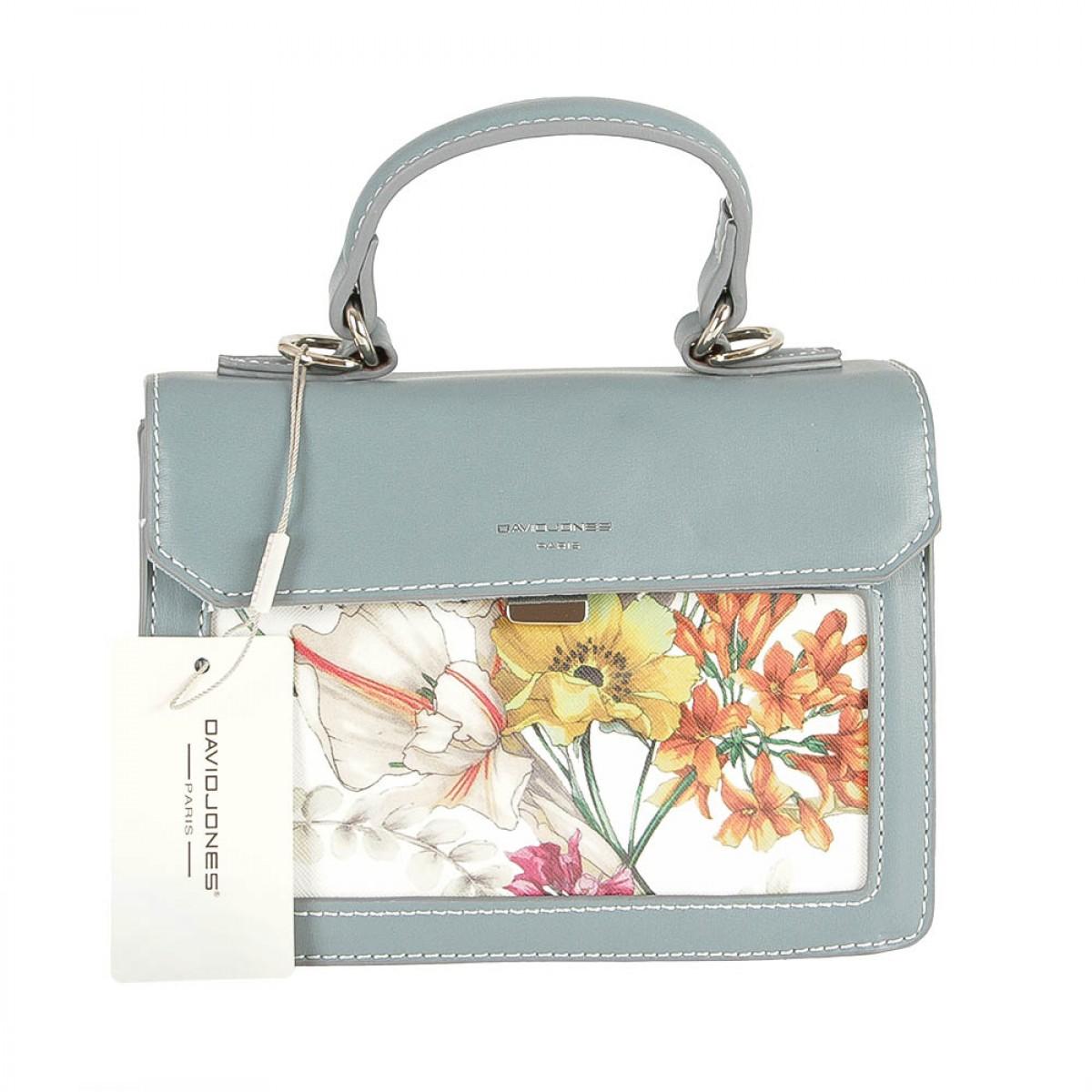 Жіноча сумка David Jones CM5110 L.BLUE