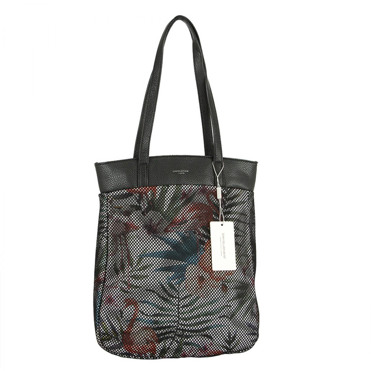 Жіноча сумка David Jones CM5130 BLACK