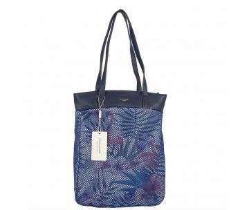 Жіноча сумка David Jones CM5130 BLUE