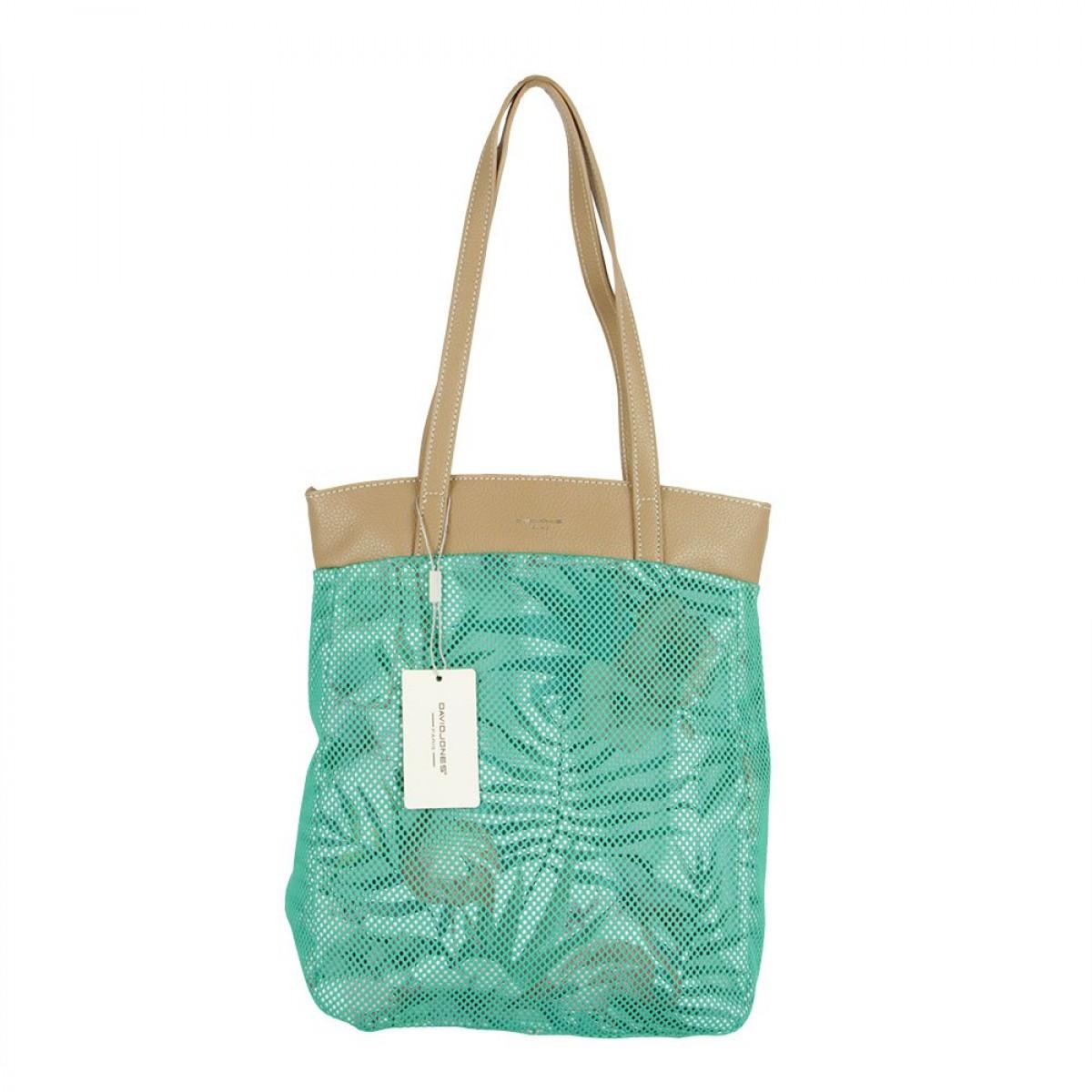 Жіноча сумка David Jones CM5130 GREEN