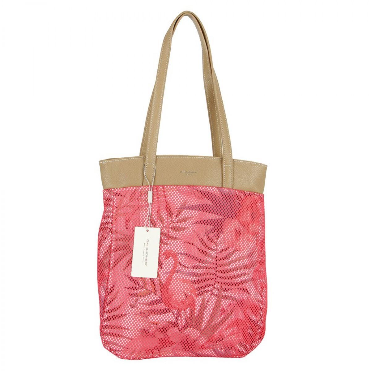 Жіноча сумка David Jones CM5130 RED