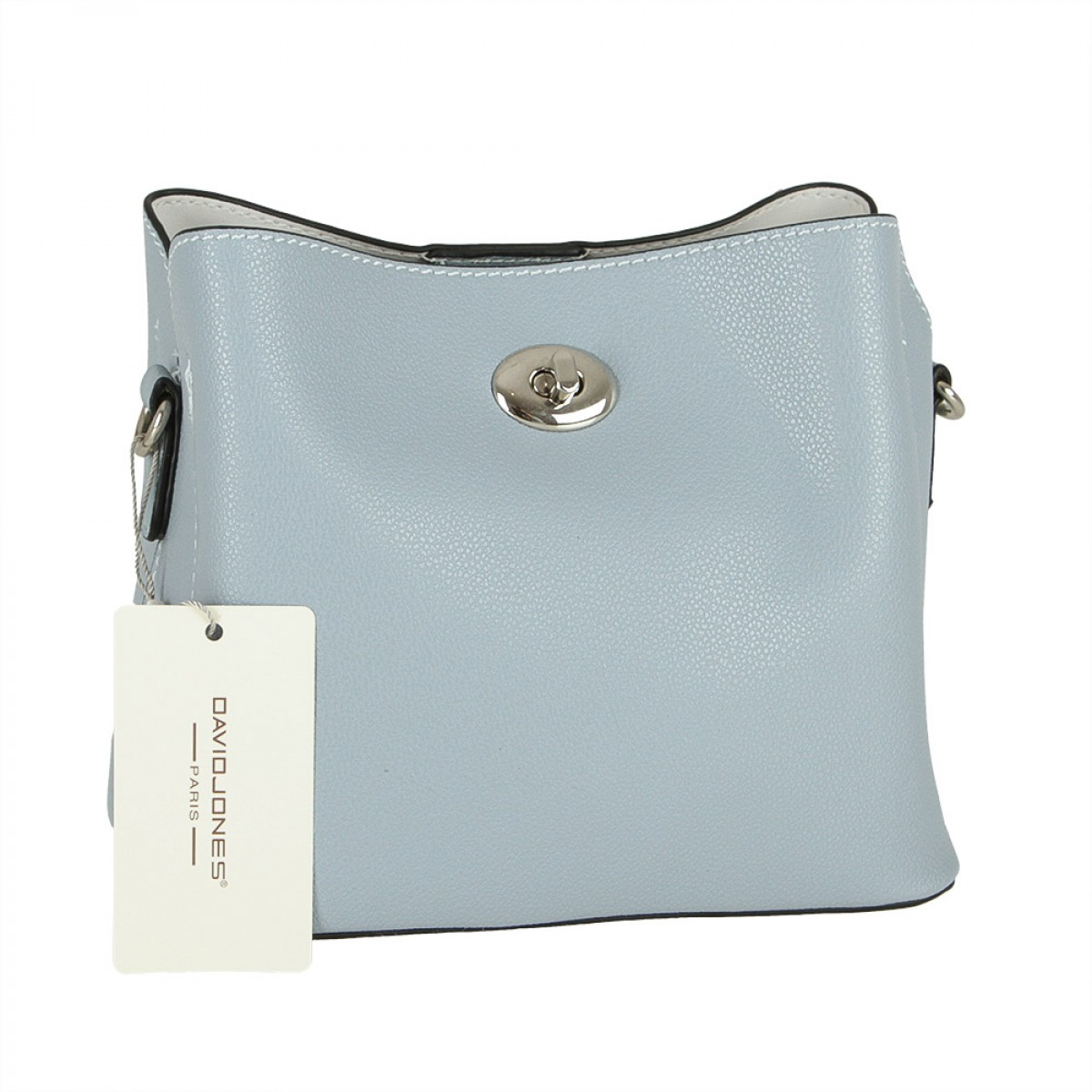 Жіноча сумка David Jones CM5137 PALE BLUE