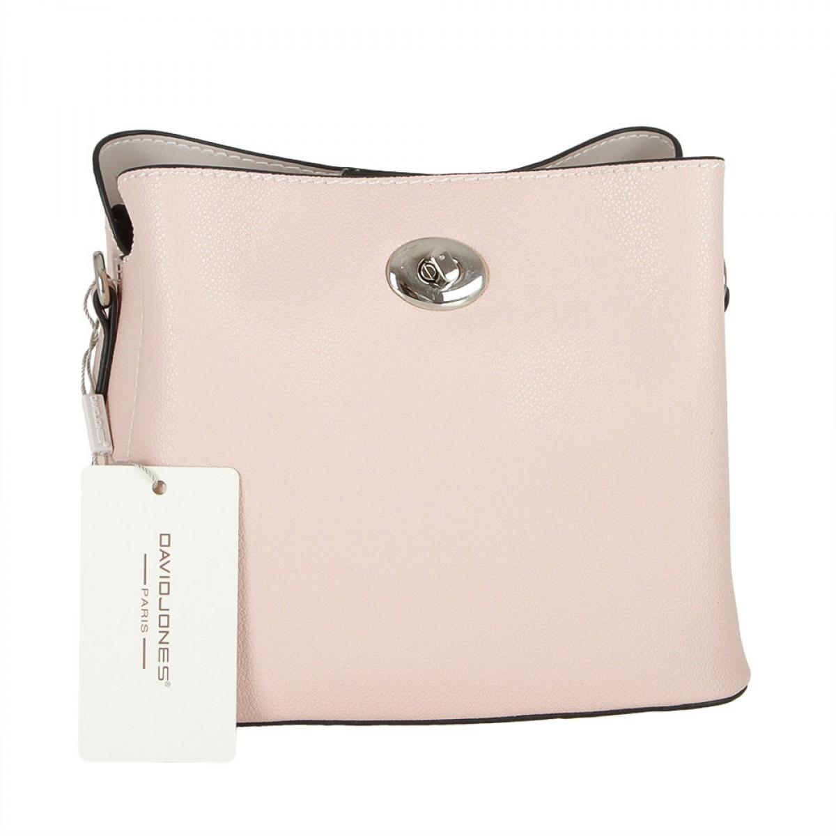 Жіноча сумка David Jones CM5137 PINK