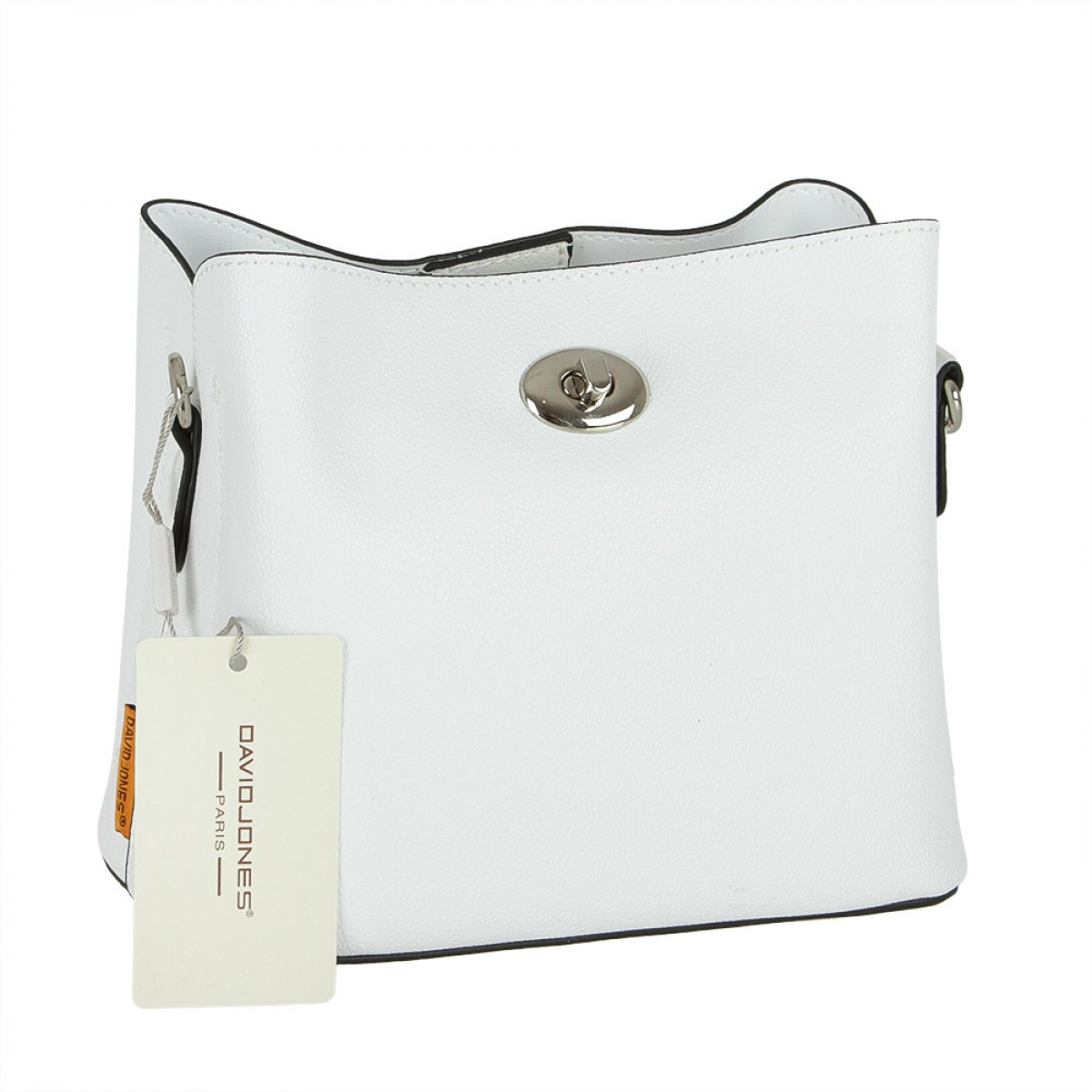 Жіноча сумка David Jones CM5137 WHITE