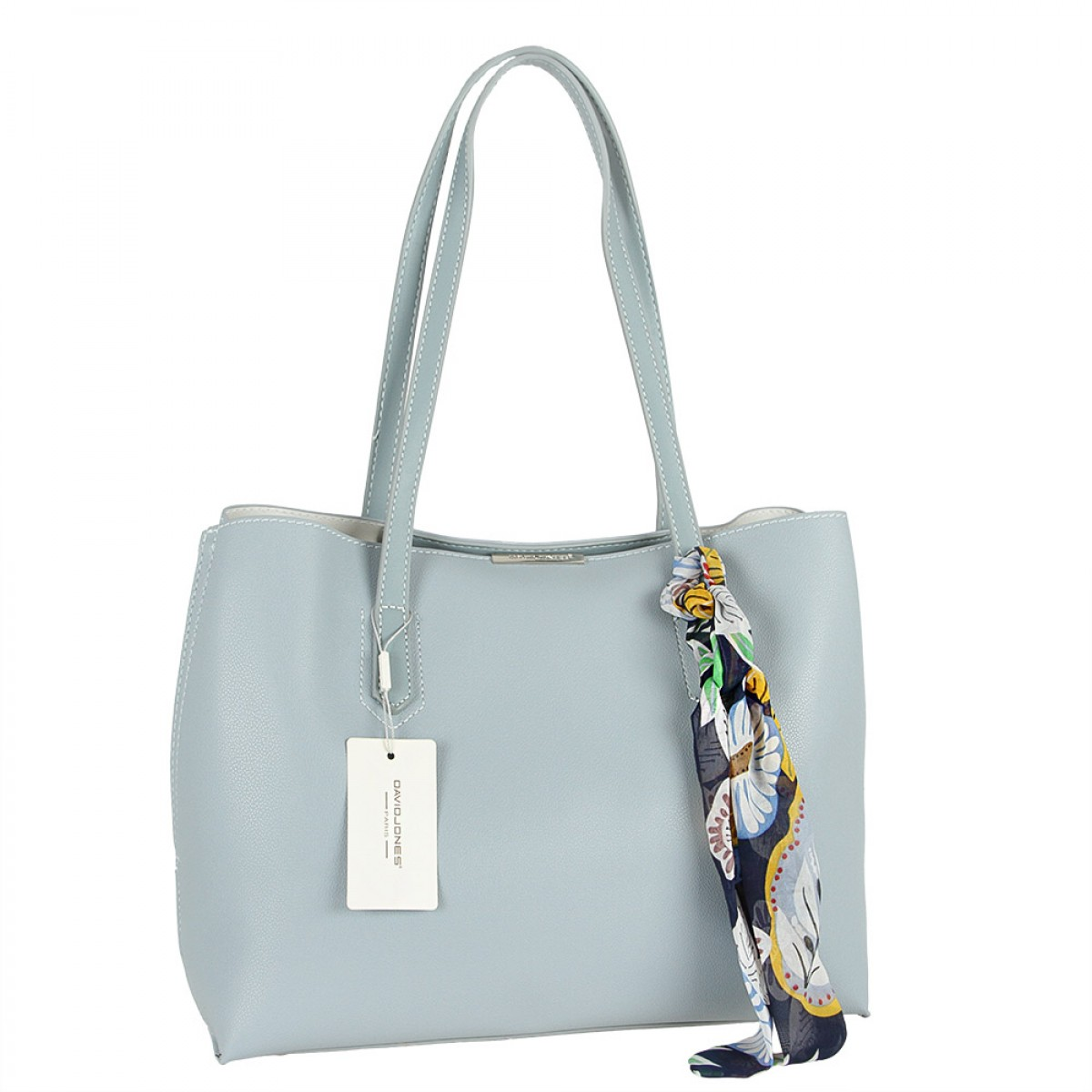 Жіноча сумка David Jones CM5138 PALE BLUE
