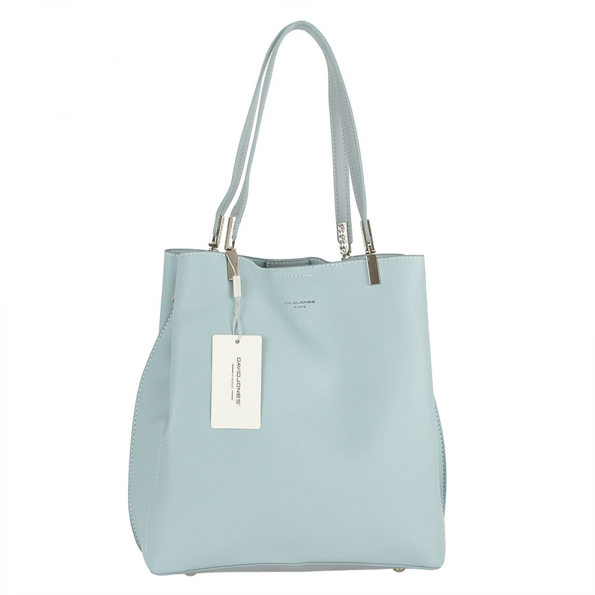 Жіноча сумка David Jones CM5144 PALE BLUE