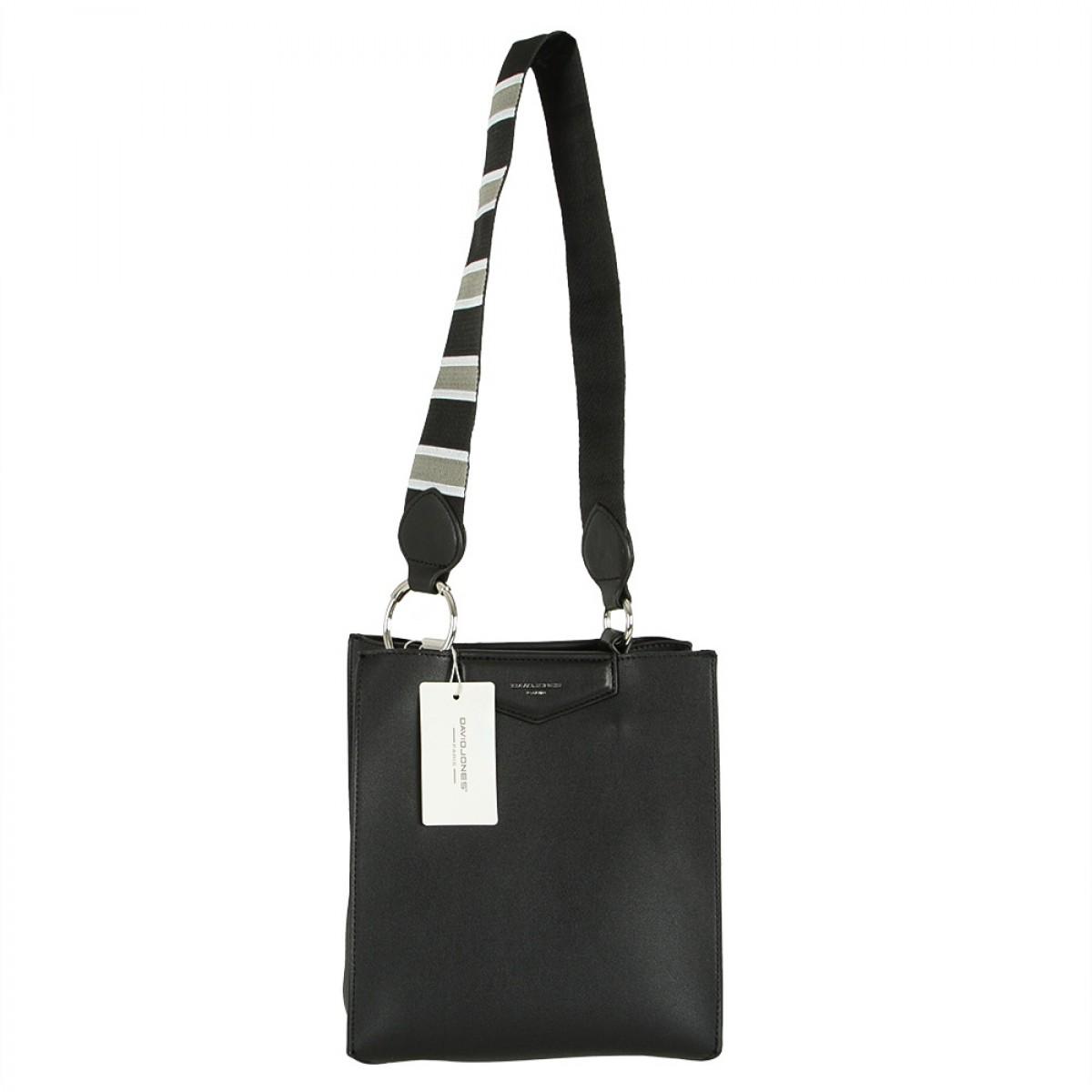 Жіноча сумка David Jones CM5151 BLACK