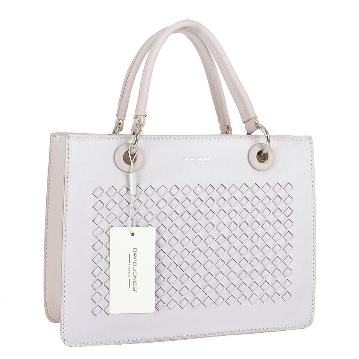 Жіноча сумка David Jones CM5165 PALE PURPLE