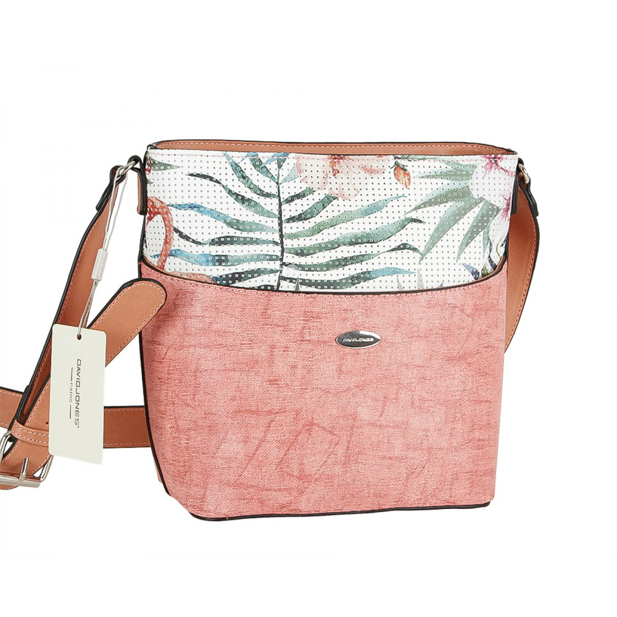 Жіноча сумка David Jones CM5174A ORANGE