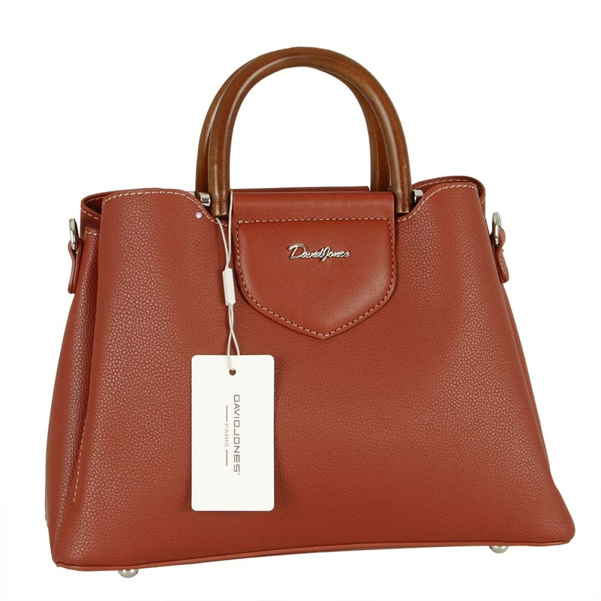 Жіноча сумка David Jones CM5307 BROWN