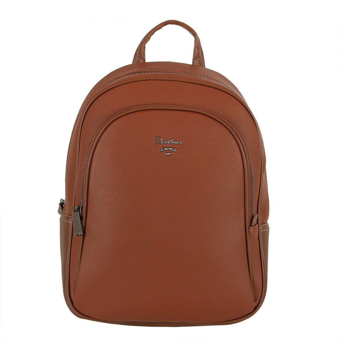 Жіночий рюкзак David Jones CM5323 BROWN