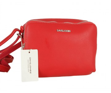 Жіноча сумка David Jones CM5328 RED