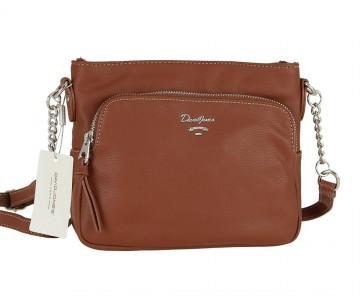 Жіноча сумка David Jones CM5346 BROWN