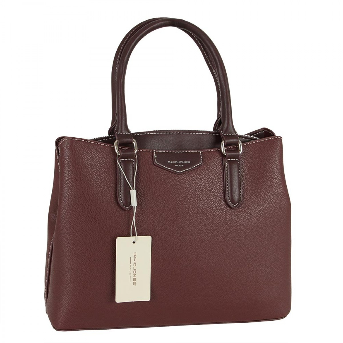 Сумка David Jones CM5347 DARK BORDEAUX