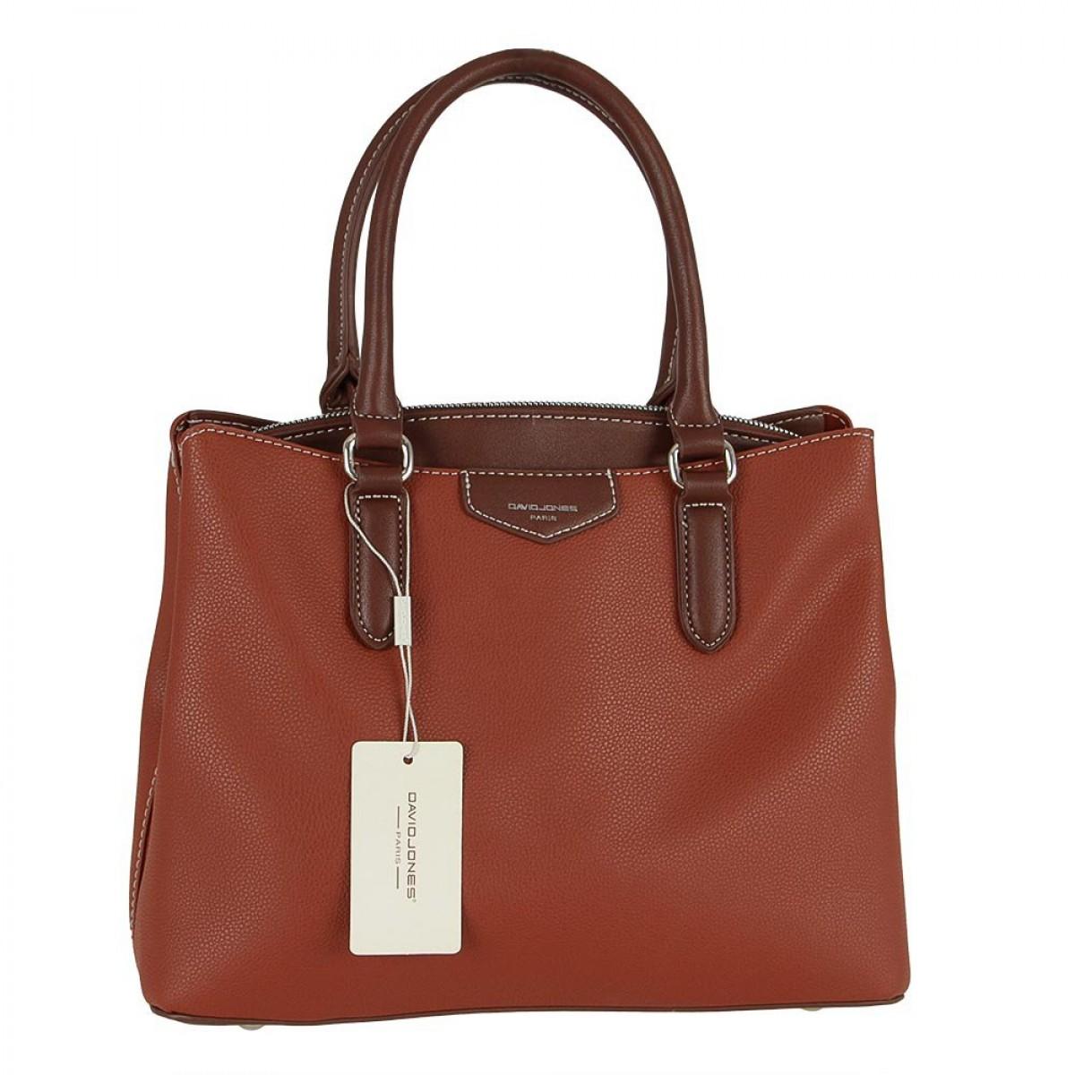 Жіноча сумка David Jones CM5347 BROWN