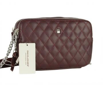 Жіноча сумка David Jones CM5383 DARK.BORDEAUX